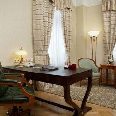 Гостиница Hilton Москва Ленинградская 5* Представительский люкс разные типы кроватей фото 4