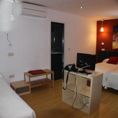 Отель Hostal Falfes комната для гостей фото 5