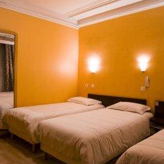 Hotel Des 3 Nations 2* Стандартный номер с различными типами кроватей фото 11