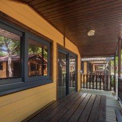 Отель Camping Solmar Испания, Бланес - отзывы, цены и фото номеров - забронировать отель Camping Solmar онлайн балкон