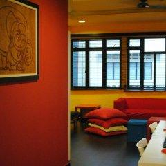 Отель Beds & Dreams Inn @ Clarke Quay 2* Кровать в общем номере с двухъярусной кроватью фото 10