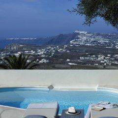 Отель Zannos Melathron Греция, Остров Санторини - отзывы, цены и фото номеров - забронировать отель Zannos Melathron онлайн бассейн