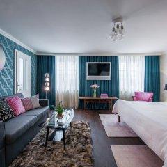 Отель Chez Cliche Serviced Apartments - Naglergasse Австрия, Вена - отзывы, цены и фото номеров - забронировать отель Chez Cliche Serviced Apartments - Naglergasse онлайн комната для гостей фото 2