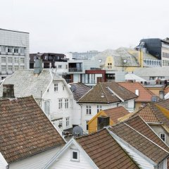 Comfort Hotel Stavanger 3* Стандартный номер с различными типами кроватей