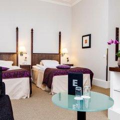 Отель Elite Stadshotellet Luleå 4* Номер категории Эконом с различными типами кроватей фото 3