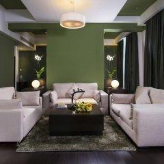 Отель Belair Executive Suites 3* Представительский люкс с различными типами кроватей фото 9