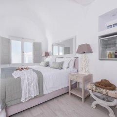 Отель Aqua Luxury Suites Люкс с различными типами кроватей фото 15