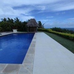 Отель Wananavu Beach Resort бассейн фото 3