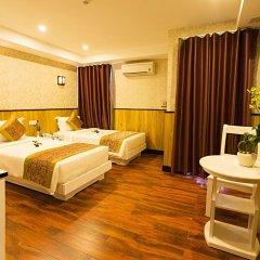 Отель Golden Rain 2 3* Улучшенный номер фото 25
