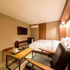 Seocho Cancun Hotel 2* Люкс с различными типами кроватей фото 6