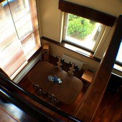 Отель Hevelius Residence Улучшенные апартаменты с различными типами кроватей