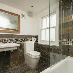Отель Sudeley House Великобритания, Кемптаун - отзывы, цены и фото номеров - забронировать отель Sudeley House онлайн ванная