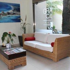 Отель Grand City Hotel Cancun Мексика, Канкун - отзывы, цены и фото номеров - забронировать отель Grand City Hotel Cancun онлайн спа