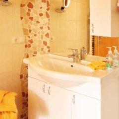 Отель Andrea's Gästehaus ванная фото 2