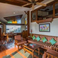 Отель Chaba Cabana Beach Resort 4* Вилла Премиум с различными типами кроватей