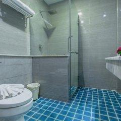 Отель Thanthip Beach Resort 3* Улучшенный номер с различными типами кроватей фото 8
