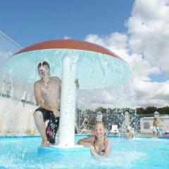 Отель Skovlund Camping & Cottages Боркоп бассейн фото 2