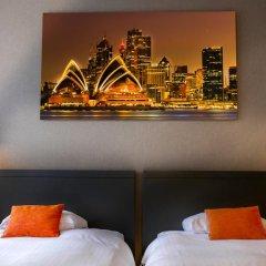 Atlas Hotel Brussels 3* Стандартный номер с различными типами кроватей фото 3