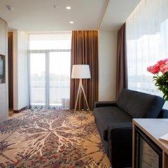Hotel Lielupe by SemaraH 4* Улучшенный номер с двуспальной кроватью фото 3
