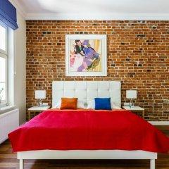 Апартаменты Sanhaus Apartments Сопот комната для гостей фото 5