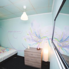 Art Hostel Contrast Номер с общей ванной комнатой с различными типами кроватей (общая ванная комната) фото 2