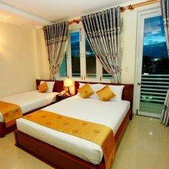 Chau Loan Hotel Nha Trang 3* Улучшенный номер с 2 отдельными кроватями