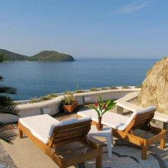 Отель Villa de la Roca пляж фото 2
