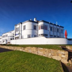 The Park Hotel Tynemouth 3* Люкс с разными типами кроватей фото 2