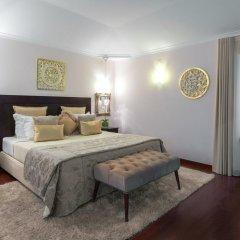 Отель Casa Das Senhoras Rainhas 4* Люкс с различными типами кроватей