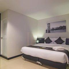 Отель The Rich Sotel 3* Стандартный номер с различными типами кроватей фото 5