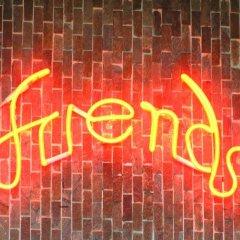 Отель Friends Annex интерьер отеля