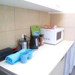 Hostel Wola Park удобства в номере