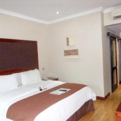 Отель Park Inn by Radisson, Lagos Victoria Island 4* Стандартный номер с различными типами кроватей
