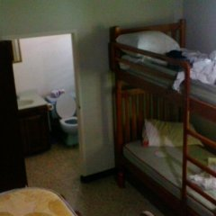 Porty Hostel Кровать в общем номере с двухъярусной кроватью фото 3
