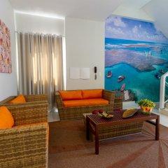 Отель Pousada Marie Claire Flats удобства в номере