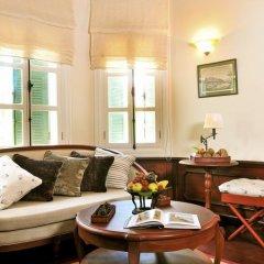 Отель The Luang Say Residence 4* Люкс с различными типами кроватей фото 10