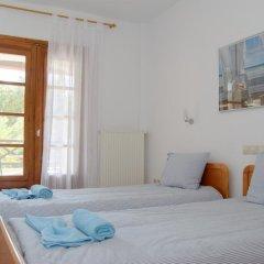 Отель Marina Hotel Греция, Ситония - отзывы, цены и фото номеров - забронировать отель Marina Hotel онлайн комната для гостей фото 4