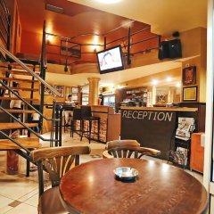 Отель Amaro Rooms Нови Сад гостиничный бар