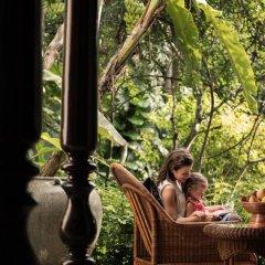 Отель Four Seasons Resort Chiang Mai 5* Стандартный семейный номер с двуспальной кроватью фото 8