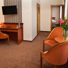 Отель ZALEZE Катовице удобства в номере