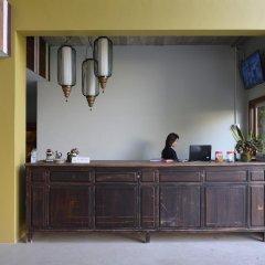 Отель Villa Phra Sumen Bangkok Таиланд, Бангкок - отзывы, цены и фото номеров - забронировать отель Villa Phra Sumen Bangkok онлайн интерьер отеля фото 3