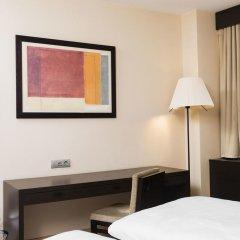 NH Geneva Airport Hotel 4* Стандартный номер с 2 отдельными кроватями фото 5