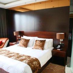Отель Mercure Shanghai Royalton 4* Стандартный номер с различными типами кроватей фото 3