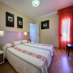 Отель Hostal Barcelona Стандартный номер с различными типами кроватей фото 22