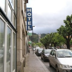 Отель Solar dos Pachecos Португалия, Ламего - отзывы, цены и фото номеров - забронировать отель Solar dos Pachecos онлайн парковка