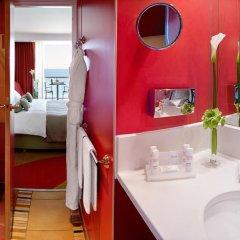 Radisson Blu Hotel, Nice 4* Стандартный номер с различными типами кроватей фото 9