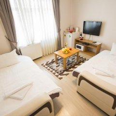 Апартаменты Feyza Apartments Апартаменты с различными типами кроватей фото 23