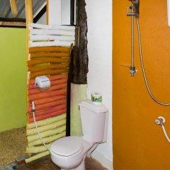 Leaf House Bungalow - Hostel Бунгало с различными типами кроватей фото 2