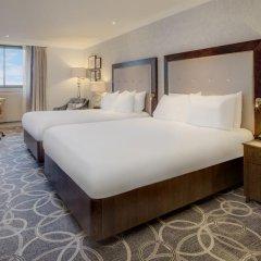 Hilton Glasgow Grosvenor Hotel 4* Стандартный семейный номер с различными типами кроватей