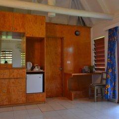 Отель Daku Resort Savusavu удобства в номере